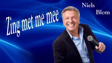 Niels Blom Feestzanger Zanger Dongen Vermeulen Sound Karaoke Entertainer