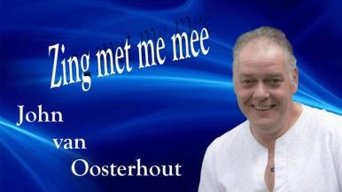 John van Oosterhout Feestzanger